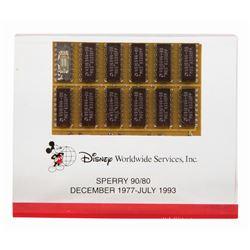 Disney Worldwide Services Employee Gift.