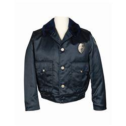 Disneyland Security Jacket & Badge.