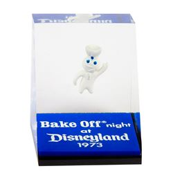 Bake Off Night at Disneyland  Commemorative Gift.