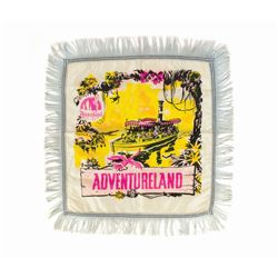 Adventureland Pillow Case.