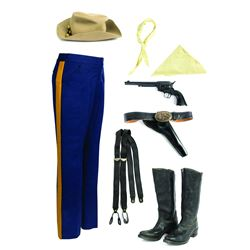 """Tom Sawyer Island"" Security Guard Costume."