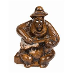 "Big Al ""Country Bear Jamboree"" Ceramic Bank."