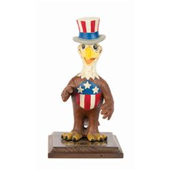 """America Sings"" Press Preview Maquette."