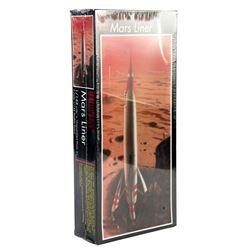 """""""Mars Liner"""" TWA Rocket Model."""