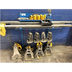 WEDGE CLAMP MEASURING TOOLS