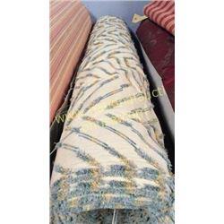1 roll 22 yards fabric
