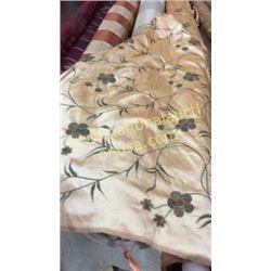 1 roll 18 yards fabric