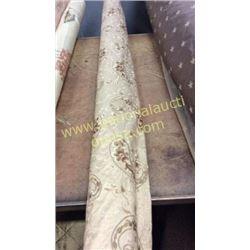 1 roll  4 yards fabric