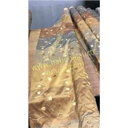 1 roll 3 yards fabric