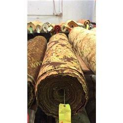 1 roll 69 yards fabric