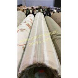 1 roll 60 yards fabric