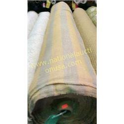1 roll 61 yards fabric