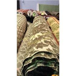 1 roll 56 yards fabric