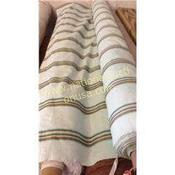 1 roll unmeasured yards fabric