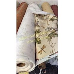 1 roll 54 yards fabric
