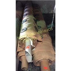 3 rolls 51 yards fabric