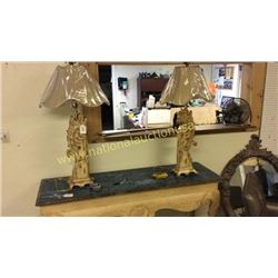 Pair of Ardley Hall Lamps