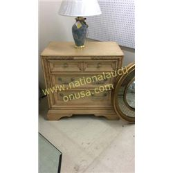Bedside 3 Drawer Chest  34W x 35T x 20D