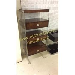 Century 3 Drawer Stand 27W x 60T x 19D Front