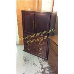 Sligh Component 2 Drawer File Cabinet 38W x 57T