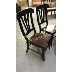 Accent and Beyond Chairs  8x  2 Arm 6 Side