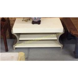 Century Cocktail Table  36W x 18T x 18D