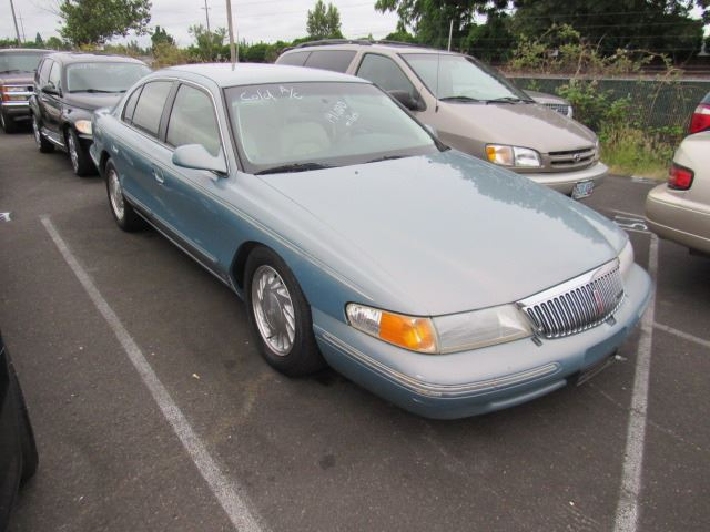 1996 Lincoln Continental Speeds Auto Auctions