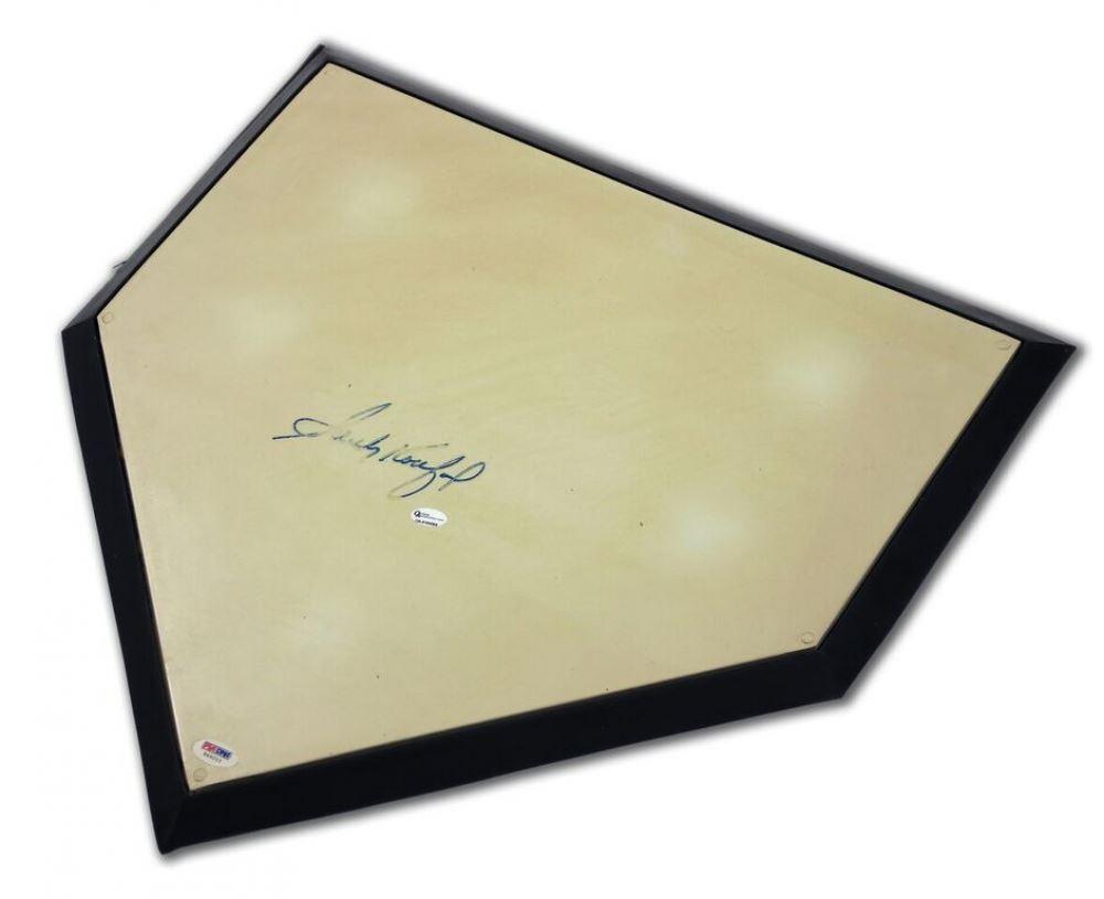 Terrific Sandy Koufax Signed Home Plate Psa Loa Download Free Architecture Designs Rallybritishbridgeorg