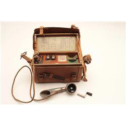 WWII JAPANESE FIELD PHONE