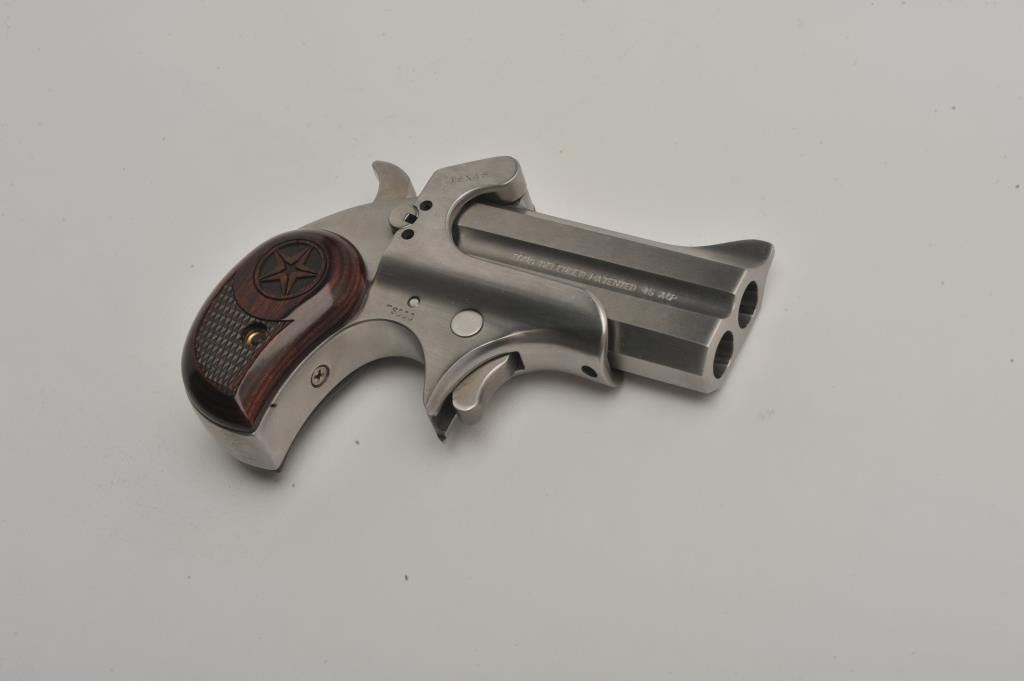 BOND ARMS TEXAS DERRINGER