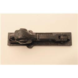 FRENCH MARKED PINFIRE TRAP GUN