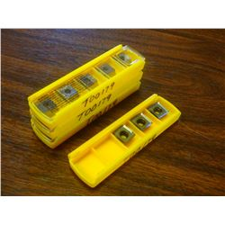 New Kennametal Carbide Inserts, P/N: SDCT120416FNLE