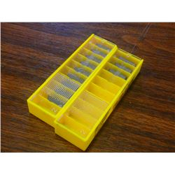 New Kennametal Carbide Inserts, P/N: APKT1604PDR
