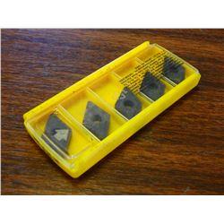 New Kennametal Carbide Inserts, P/N: DNMG433