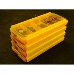 New Kennametal Carbide Inserts, P/N: DWG 1029768R00