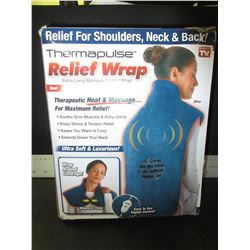Thurmapulse Relief Wrap extra-long Massaging Heat Wrap