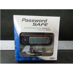 New Password Safe / securly remember all your passwords