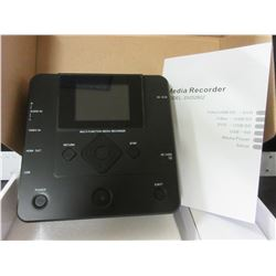 New Media Recorder Model - DVD2802