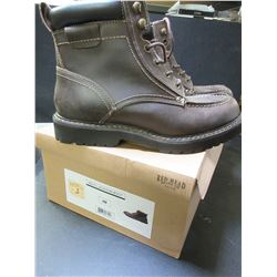 New Mens Leather Jackson Boot size 8m