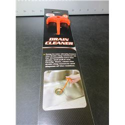 New 23 inch Drain Cleaner / Easily removes Hair from bathroom sinks