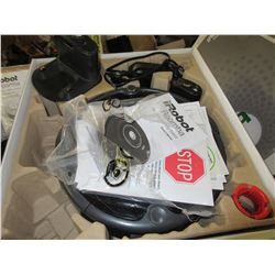 I Robot Roomba 660 CUSTOMER RETURN / untested