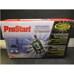 New Pro Start remote controle Car Starter