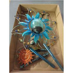 Solar Wind Chime Sunflower