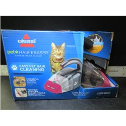 New Bissell Pet Hair Eraser / Easy pet hair cleaning / powerfull suction