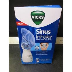 Vicks Sinus Inhaler 99.99 germ free steam / Helps alleiviate congestion