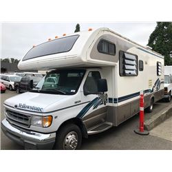 1998 FORD E350 GULF STREAM YELLOWSTONE MOTORHOME
