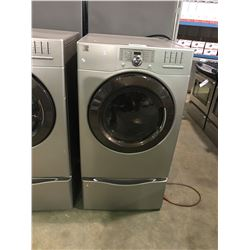 BRONZE AND COPPER COLOR KENMORE FRONT LOADING CLOTHES DRYER