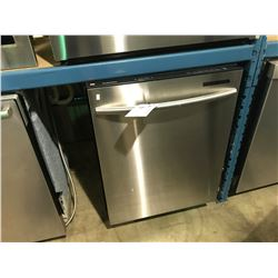 SAMSUNG STAINLESS BUILT IN DISHWASHER WITH STAINLESS TUB