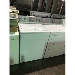 WHITE MAYTAG CENTENNIAL COMMERCIAL TECHNOLOGY CLOTHES WASHER