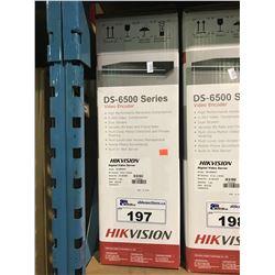 HIKVISION DS-6500 SERIES VIDEO ENCODER